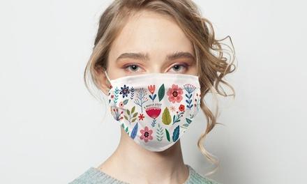 Mascherine personalizzabili a 4,50€euro