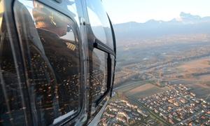 HELISAIR: Baptême hélicoptère pour 1 ou 2 passagers dès 79 € chez Helisair