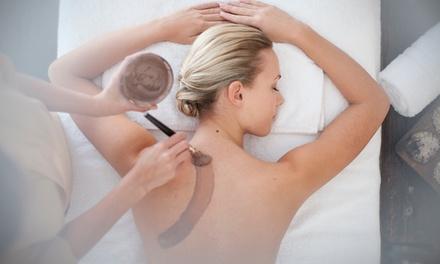 1 o 2 sesiones de peeling, exfoliación corporal y opción a masaje desde 19,95 € en Blum Estética y Masaje