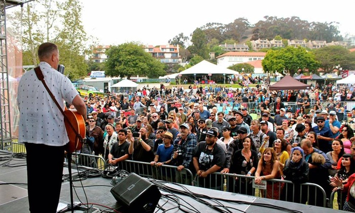 """Roadshow Revival - San Buenaventura (Ventura): Tickets to Roadshow Revival """"A Celebration of American Roots Music"""" June 25–26 (Up to 43% Off). 4 Options."""