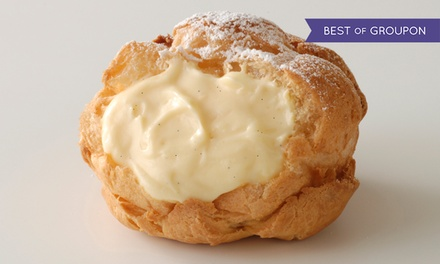 $9 for $16 Worth of Cream Puffs and Baked Goods at Beard Papa's