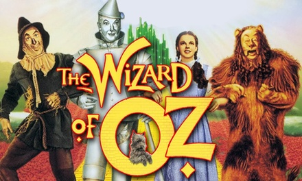 One Ticket to The Wizard of Oz with Ice Cream, Royal Hippodrome Theatre (Up to 32% Off)