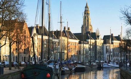 Groningen: 2 tot 4 dagen in een Charme of Deluxe Room inclusief ontbijt, welkomstdrankje en bitterballen voor 2 personen
