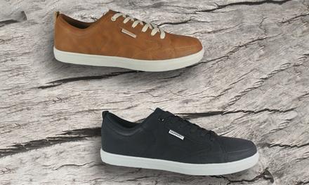 Donnay Sneakers in Übergrößen für Herren in Schwarz oder Hellbraun