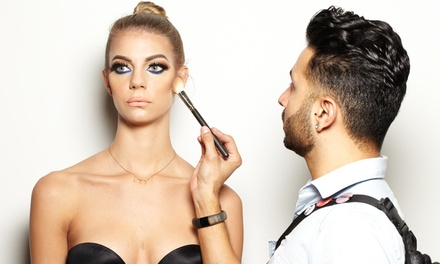 $183 for a Holiday Beauty Package at LAMakeupAndrew, (a $365 value)