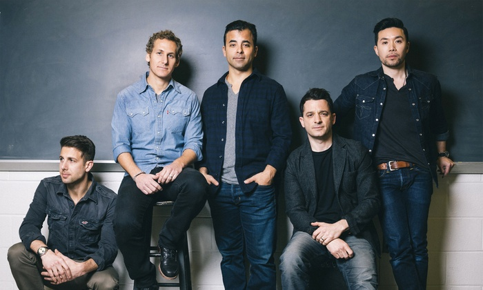 O.A.R. - The F-Shed at The Market: O.A.R. with Allen Stone & Brynn Elliott at The F-Shed at The Market on August 13 (Up to 33% Off)