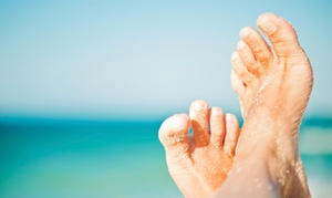 Clean Toes Clinic: Up to 75% Off Laser Nail-Fungus Removal at Clean Toes Clinic