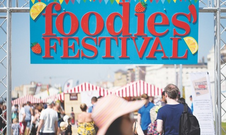 Foodies Festival London, Adult or VIP Tickets, 2527 May 2019, Syon Park