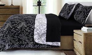 Southshore Fine Linens Reversible Quilt Set