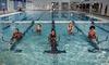 Three Aqua Spin Classes