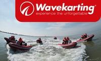Mettez-vous à la barre et affrontez les vagues de la mer du Nord avec le Wavekarting (de 1 à 3 personnes)