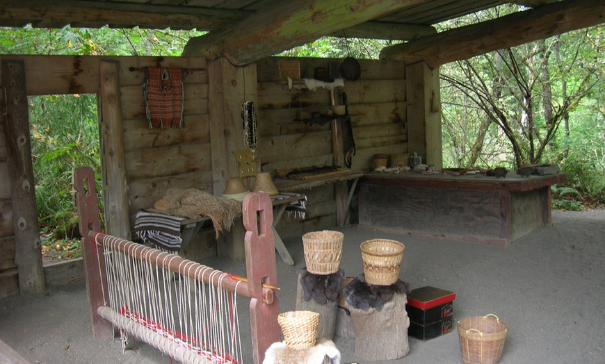 Pioneer Farm Museum Ohop Indian Village In Eatonville Wa Groupon