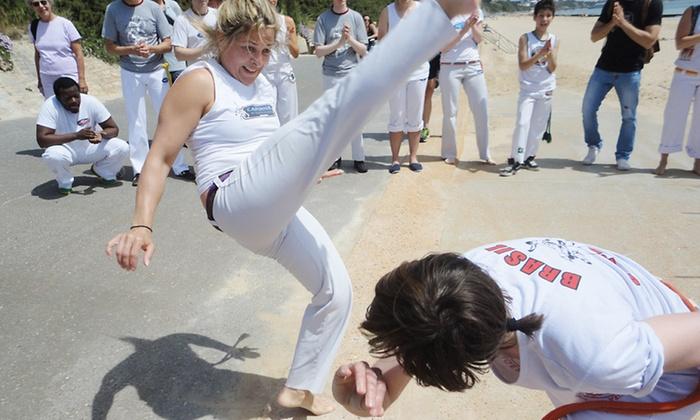 Capoeira Ajitu UK - Multiple Locations: Brazilian Capoeira Martial Arts Classes: Two, Four or Six at Capoeira Ajitu UK (Up to 87% Off)