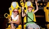 Up to 50% Off at 7D Dark Ride Adventure and Mirror Maize