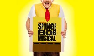 "The SpongeBob Musical : ""The SpongeBob Musical"" Pre-Broadway World Premiere (June 7–19)"