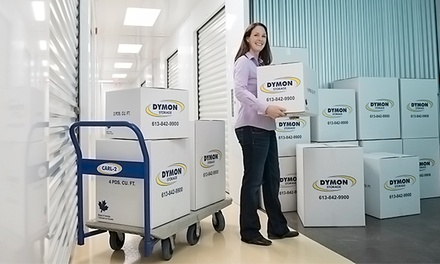 C$75 for C$300 Toward a Storage Unit Rental at Dymon Storage in Carling