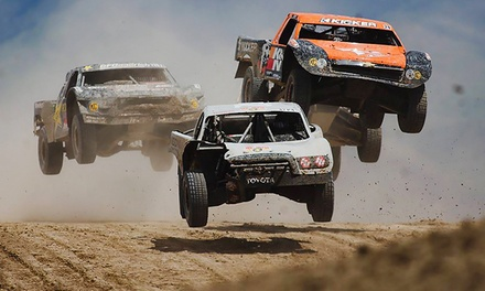 Lucas Oil Off Road Racing Series: The General Tire Duel In the Desert Presented By OPTIMA Batteries on April 22 and 23