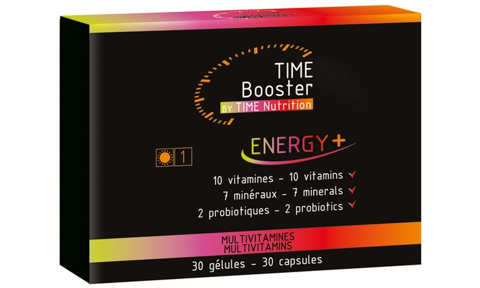 Time Booster Energy +