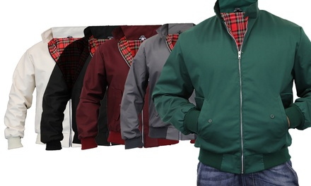Harrington Style Jackets