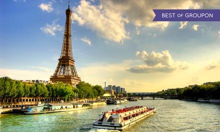 Parijs: 13 nachten incl. ontbijt en naar keuze een cruise over de Seine bij Le Marquis Paris Tour Eiffel 4* voor twee