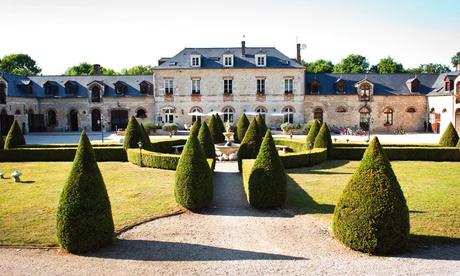 Picardie : chambre double Luxe avec accès spa, option petit-déjeuner et dîner au Domaine de Barive 4* pour 2 personnes