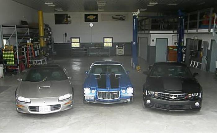 T R D AUTO REPAIRING GARAGE L L C