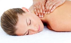 Calms- Comfort At Last Massage Studio: 90-Minute Deep-Tissue Massage at CALMS- Comfort At Last Massage Studio (49% Off)