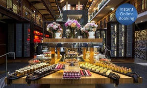Alluvial Restaurant: $99 for High Tea with Sparkling Wine Package for 2 at Alluvial Restaurant, InterContinental Melbourne (Up to $200 Value)