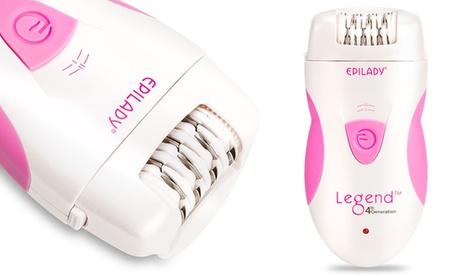 Epilady Pink Legend Special Edition Rechargeable Epilator debfec4a-2b8e-11e7-b7d4-00259069d7cc