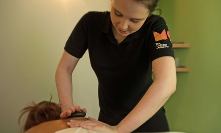 Choice of 50Minute Massage for One or Two at The Massage Company High Wycombe