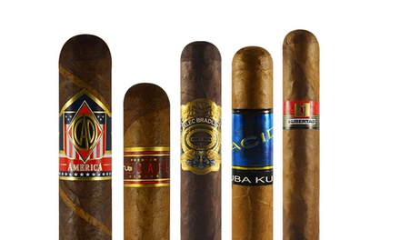 Cigar of the Month Club Membership (3 or 6 Months) from Gotham Cigars