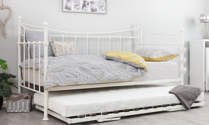 Erin Trundle, Day Bed or Both with Optional Mattress