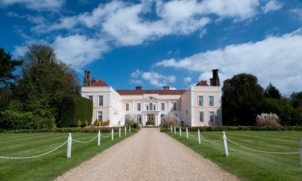 Suffolk: 4* Stay with Breakfast