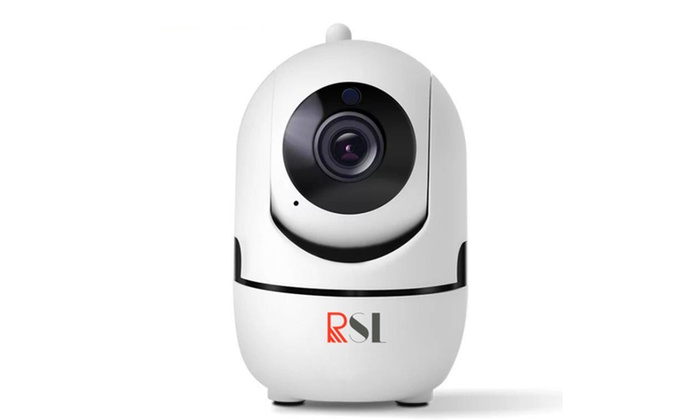 RSL 365 IP HD Security Camera with Optional 32GB Memory Card