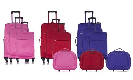 Neceser y/o set de 3 maletas modelos Anna y Anaïs