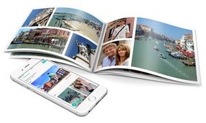 Popsa International Limited: Album fotografico con copertina morbida o rigida in formato A5 o A4 con Popsa (sconto fino a 87%)