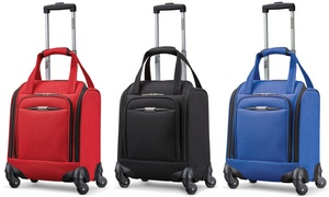 "American Tourister 16"" Spinner Tote Underseat Carry-On Luggage"
