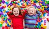 Up to 37% Off Play Passes at Kazoom Playcenter