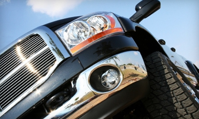 Foothill Car Wash & Detail - Upland: $27 for Five Full Service Hand Car Washes at Foothill Car Wash & Detail in Upland (Up to $59.75 Value)