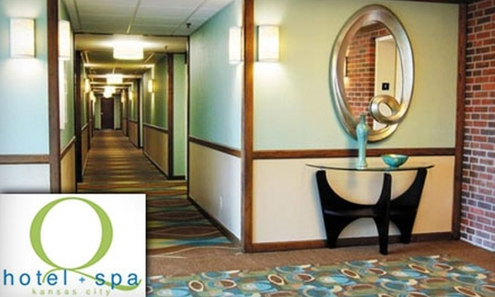 Q Hotel + Spa - Old Westport: Q Hotel and Spa $74 for One-Night Stay and Free Parking (Up to $157 Value), and $30 Toward a Massage at Q Hotel + Spa in Kansas City