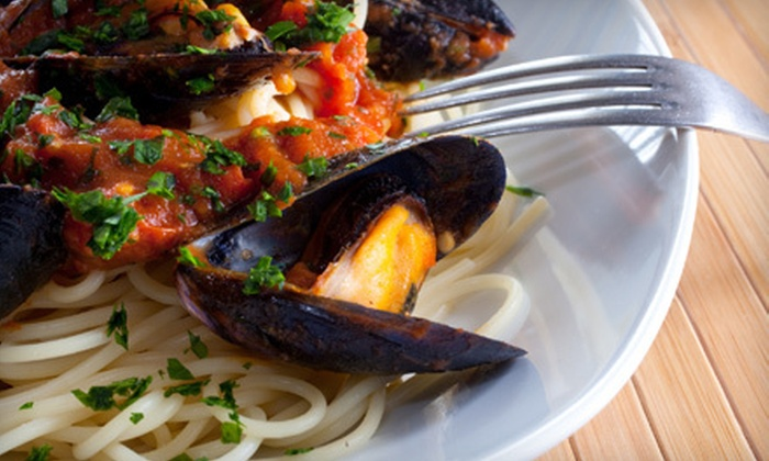 Ciao Bella! - Five Towns: $25 for $50 Worth of Italian Cuisine at Ciao Bella! in Hewlett. Two Options Available.