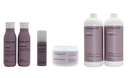 Living Proof Restore Shampoo & Conditioner or Mask Treatment