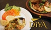 Diya Bistro - OOB/DUPE - Tysons Corner: $15 for $30 Worth of Indian Cuisine and Drinks at Diya in Vienna