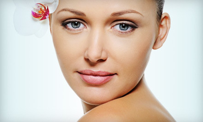 The Body Wrap Spalon - Central Oklahoma City: One or Two Crystal Brasion Facial Treatments or Customized European Facial at The Body Wrap Spalon (Up to 54% Off)