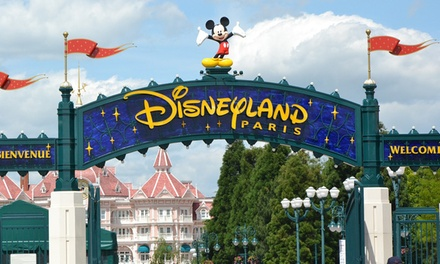 ✈ Disneyland Paris: 24 Nights at a Choice of Hotels with Return Flights and a 1Day 1Park Ticket*