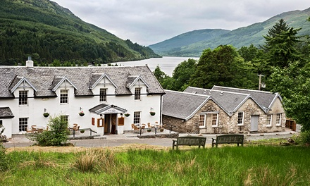 Loch Lomond: Up to 3 Nights for Two with Breakfast and Wine; with Option for Dinner at Whistlefield Inn