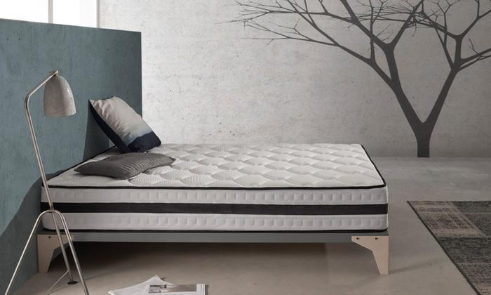 simpur memory foam matratze groupon goods. Black Bedroom Furniture Sets. Home Design Ideas