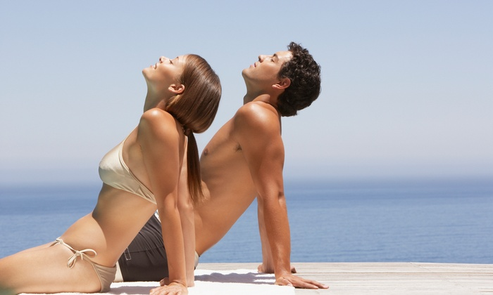 Valutan & Smoothie - Ballwin: Eight Weeks of Unlimited Tanning at Valutan & Smoothie (38% Off)
