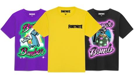 Camiseta unisex Fortnite