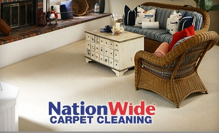 Nationwide Carpet & Duct Cleaning: Carpet Cleaning for 3 Rooms Totaling 750 Square Feet - Nationwide Carpet & Duct Cleaning in